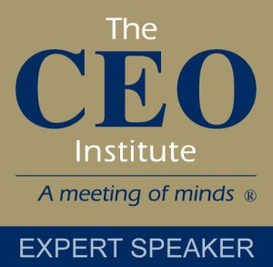 Expert Speaker at CEO Institute